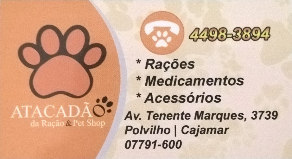 Atacadao de Racao e Pet Shop