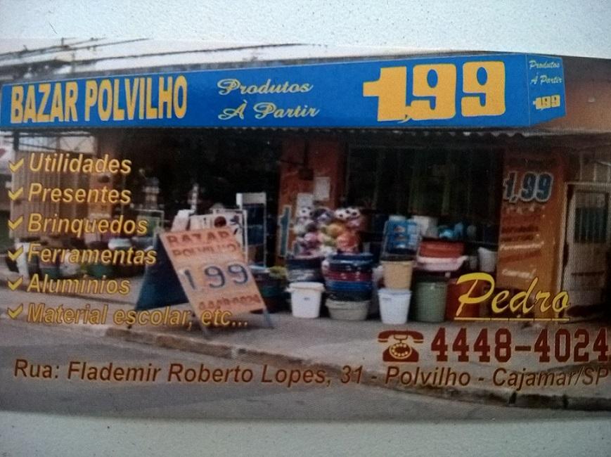 Bazar Polvilho