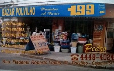 Miniatura Bazar Polvilho
